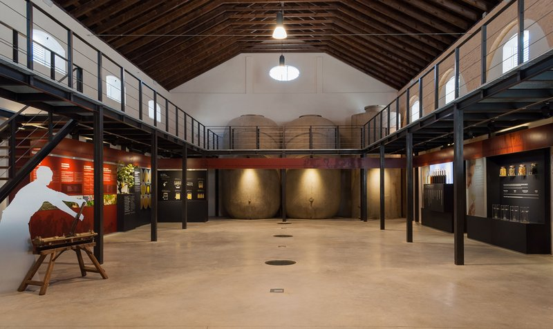Museo Del Vino.Wine Museum Almonte Wine Museums Association Of Spain